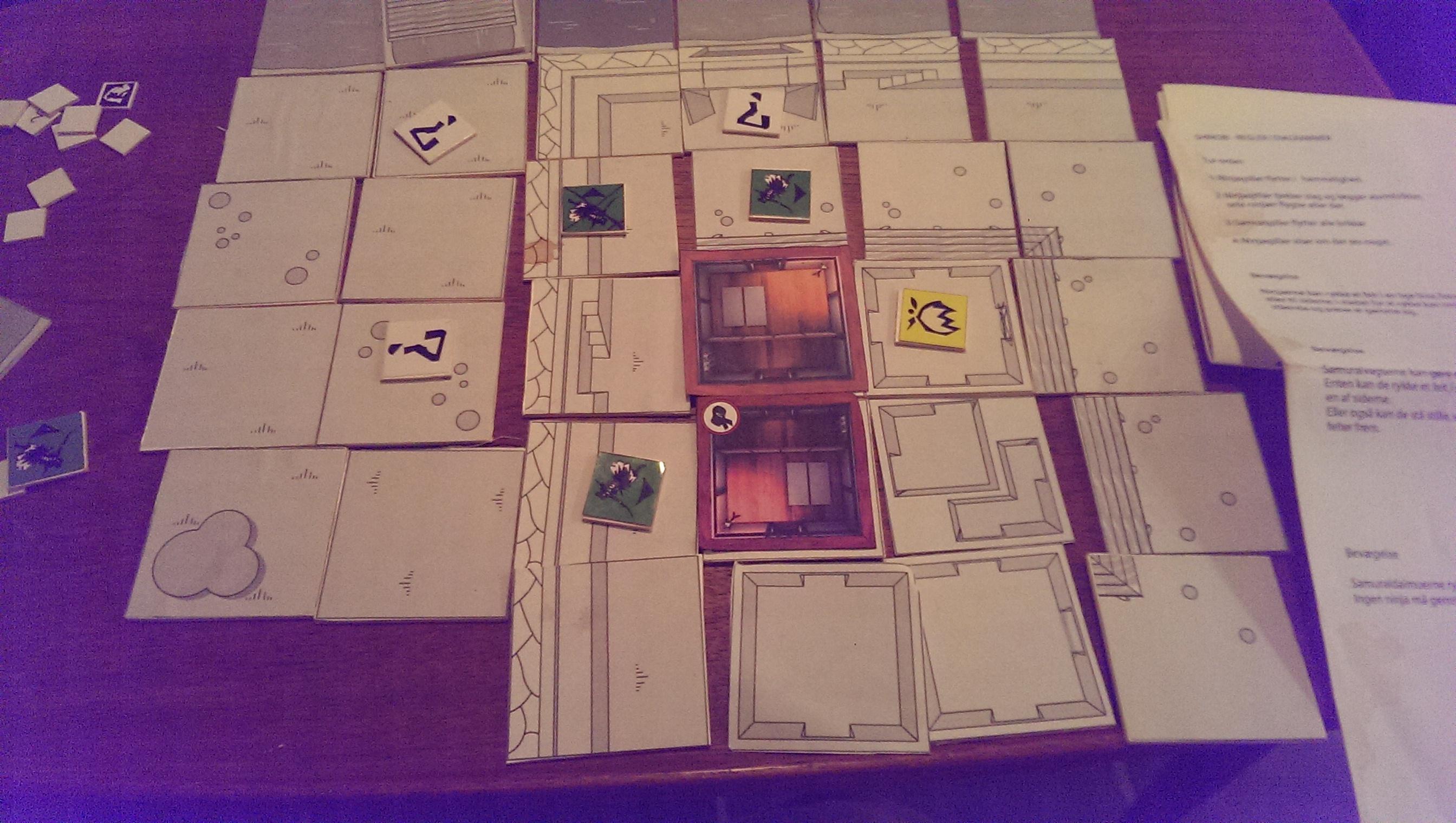 GHG's Ninja game