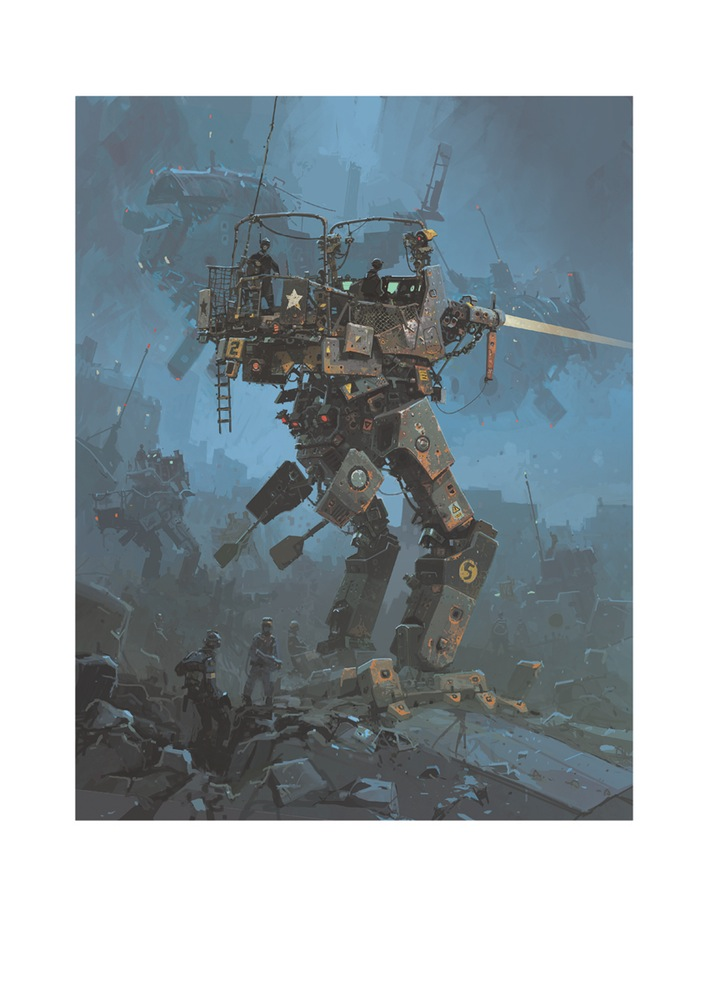 Ian McQue - All rights reserved