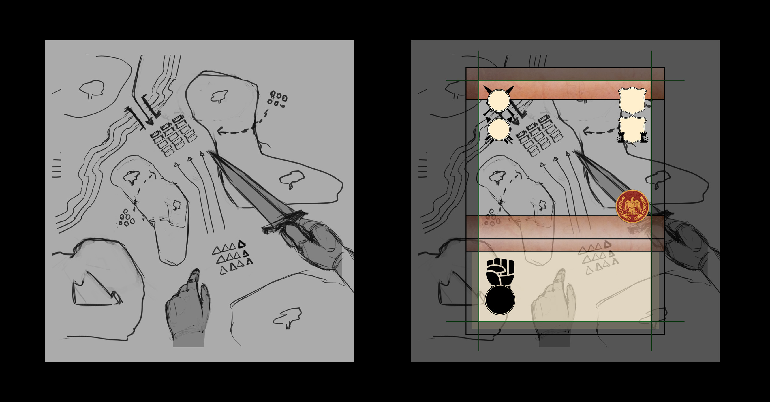 D Line Drawing Game : Emil larsen working with illustrators from a designers perspective