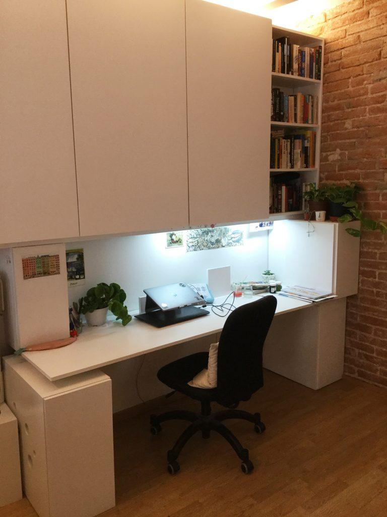 Sophies workspace